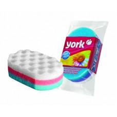 Губка для мытья YORK Тукан