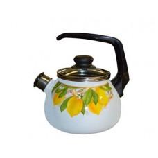 Чайник VITROSS Limon 2,0л сфер. со свист.