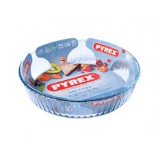 Форма для запекания PYREX Bake&Enjoy 2,1л D26см глубокая