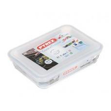 Форма для запекания PYREX Cook&Freeze 0,8л 19x14см прямоуг. с крышкой