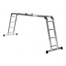 Лестница-трансформер HITT 4х4 (H117/222/458mm)