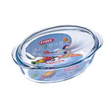Кастрюля-утятница PYREX Essentials 4,0л овальная$