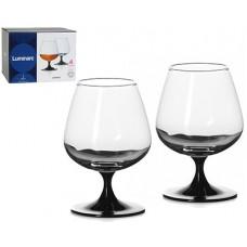 Набор бокалов для коньяка LUMINARC Домино 4шт 410мл