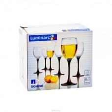 Набор рюмок LUMINARC Домино 6шт 65мл