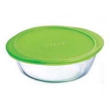Форма для запекания PYREX Cook&Store 1,1л 20см круг. с крышкой