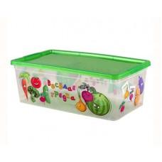 Коробка для семян ПОЛИМЕРБЫТ Вершки и корешки