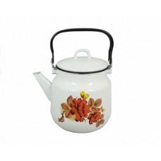 Чайник ЭМАЛЬ 3,5л с рис.$