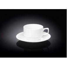 Пара чайная WILMAX 220 мл в цв.уп.