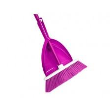 Комплект для уборки AKOR Elite Venecia 3в1 малин.