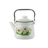 Чайник ЭМАЛЬ 2,5л с рис.$