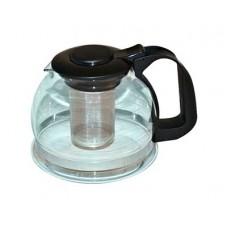 Чайник заварочный 1,6л с фильтром, жаропр. стекло$