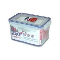 Контейнер для продуктов HITT 1,0л герметичный прямоугольный