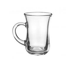 Набор стаканов для чая PASABAHCE Tea&Coffee 145мл с ручкой