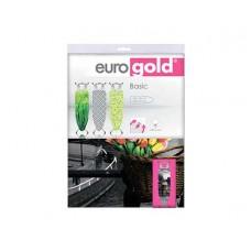 Чехол для гладильной доски EUROGOLD Basic Design 120х38см