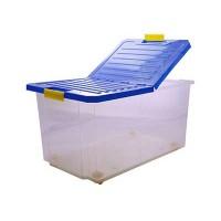 Ящик для хранения BRANQ Unibox 57л на роликах