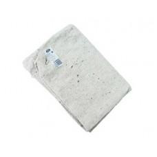 Салфетка для пола AZUR 60х80см белая большая