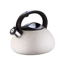 Чайник HITT Starlight 3л со св., коричневый мрамор
