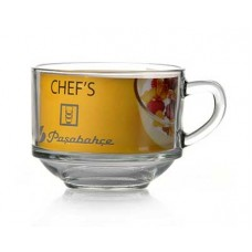 Кружка для супа PASABAHCE Chef's 480мл