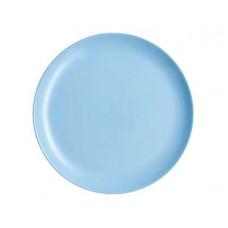 Тарелка обеденная LUMINARC Diwali Light blue 27см