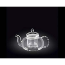 Чайник заварочный WILMAX Thermo  620мл стекл. фильтр