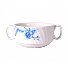 Чашка для бульона ДФЗ 330мл ф.426 голубка Камелия