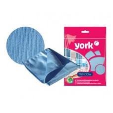 Салфетка для окон YORK из микрофибры