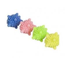Набор мячей для стирки, пластик$