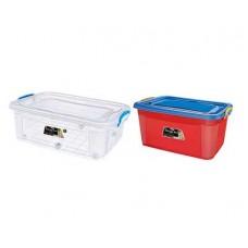 Контейнер ELFPLAST Storage Box 30л на колёсах