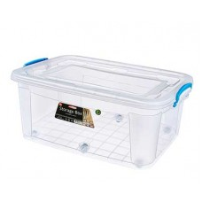 Контейнер ELFPLAST Storage Box 40л на колёсах