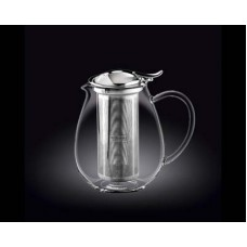 Чайник заварочный WILMAX Thermo 1300мл нерж. фильтр