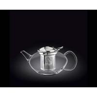 Чайник заварочный WILMAX Thermo  650 мл нерж. фильтр