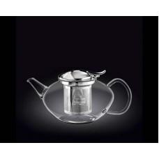 Чайник заварочный WILMAX Thermo 1050мл нерж. фильтр