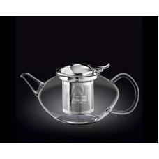Чайник заварочный WILMAX Thermo 1550мл нерж. фильтр
