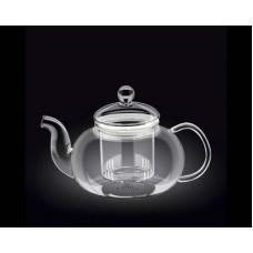 Чайник заварочный WILMAX Thermo 1550мл стекл. фильтр