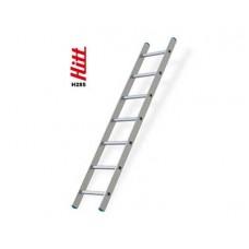Лестница алюминиевая HITT H285 1x 7  h2,00 м