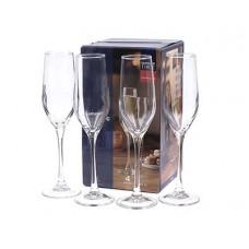 Набор бокалов LUMINARC Время дегустаций Шампань 4шт 160мл
