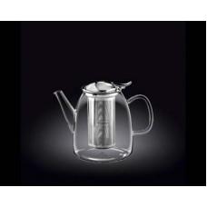 Чайник заварочный WILMAX Thermo  600мл нерж. фильтр