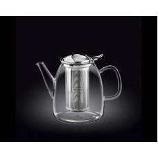 Чайник заварочный WILMAX Thermo  950мл нерж. фильтр