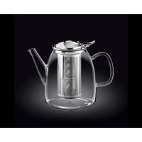 Чайник заварочный WILMAX Thermo 1450мл нерж. фильтр