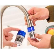 Фильтр для воды 12,5х10,0см на кран, пластик$