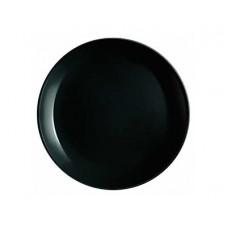 Тарелка десертная LUMINARC Diwali Black 19см