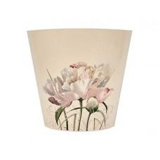 Горшок для цветов INGREEN London Deco D160мм 1,6л Садовый пион