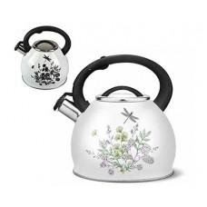 Чайник HITT Botanica 3,0л терморисунок
