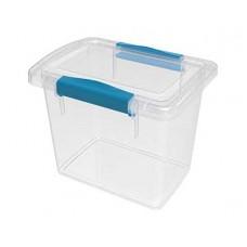 Ящик для хранения BRANQ Laconic mini 16л с защелками