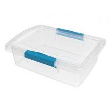 Ящик для хранения BRANQ Laconic mini 1,25л с защелками