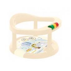 Сиденье для купания ПОЛИМЕРБЫТ Giraffix детское на присосках